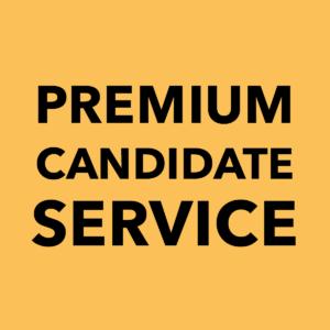 premium candidate service